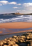 Alnmouth on the beautiful coast of Northumberland © graeme peacock